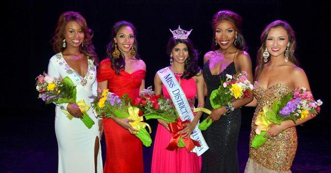 Diversidad reinó en Miss DC