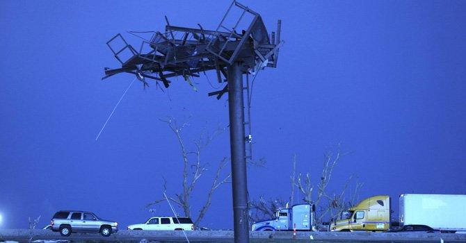 El este del país, incluido DC, bajo amenaza de tornados