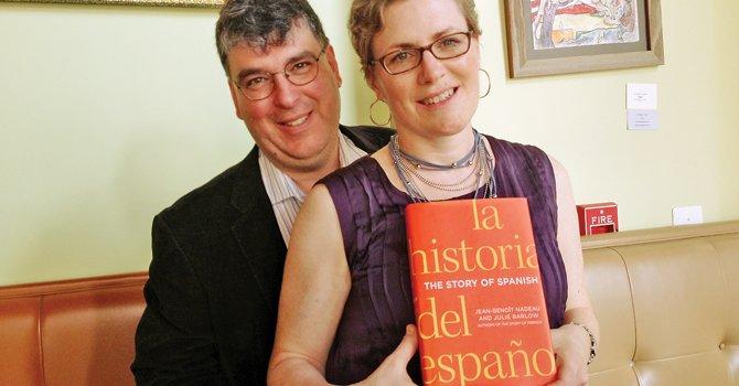 Canadienses escriben una historia del español