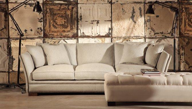 Los sofás adoptan diseños más versátiles