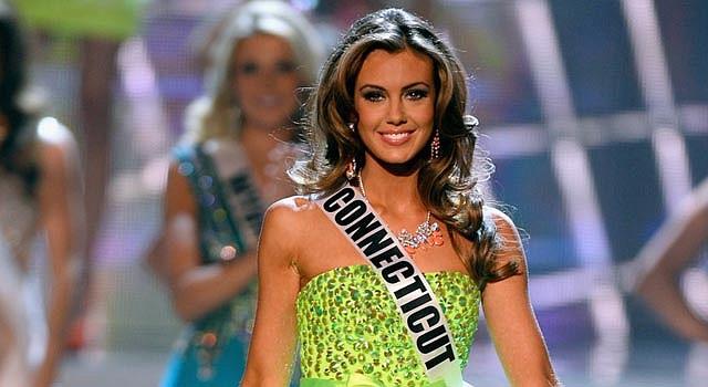 Miss Connecticut, Erin Brady, de 26 años, ganó la competición de belleza Miss USA 2013 en Las Vegas, el domingo 16 de junio. En la foto, Brady durante su presentación en el concurso.