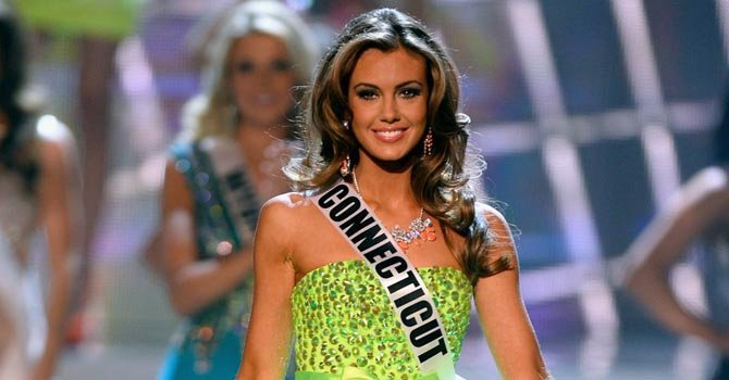 Miss Connecticut es la más bella de Estados Unidos