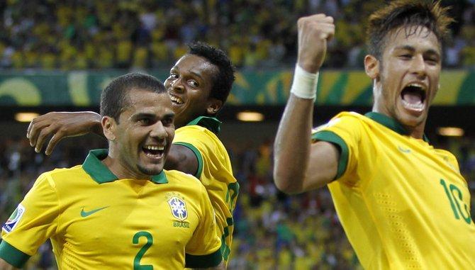 Mundial: Scolari anuncia la selección brasileña
