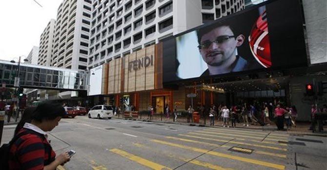 Extradición de Snowden podría ser batalla legal