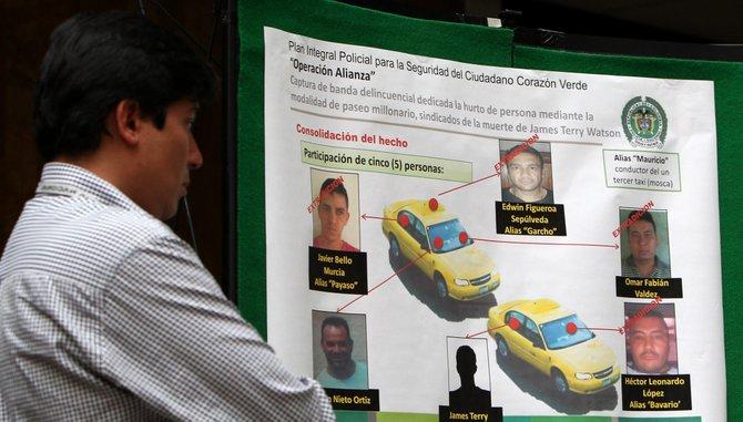 Detienen a presuntos asesinos de agente de la DEA