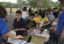 Los niños y adultos que quieran recibir comidas gratuitas o a bajo costo durante el verano solo deben acercarse a la escuela del HISD más cercana.