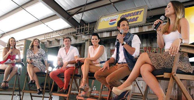 "Presentan en Houston la telenovela ""Marido en alquiler"""