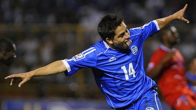 El delantero salvadoreño Roberto Zelaya era una de las estrellas de la Selecta pero incurrió en amaño de partidos.
