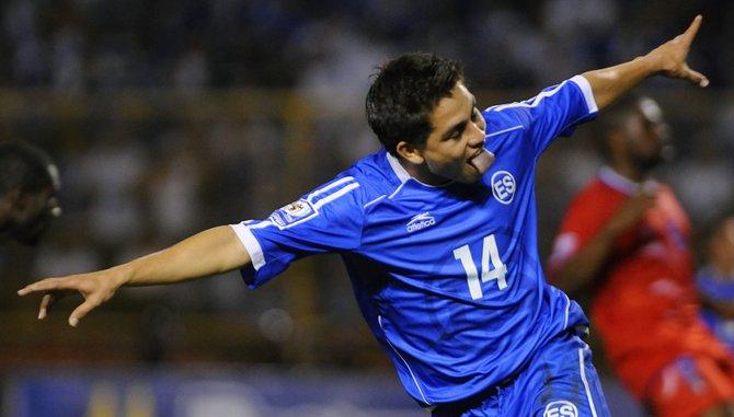 El Salvador debuta ante Trinidad en la Copa Oro