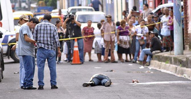 El Salvador: aumento de homicidios crea pánico