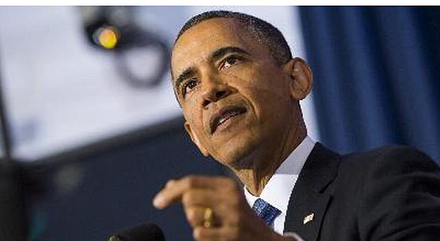El presidente de los EE.UU. Barack Obama.