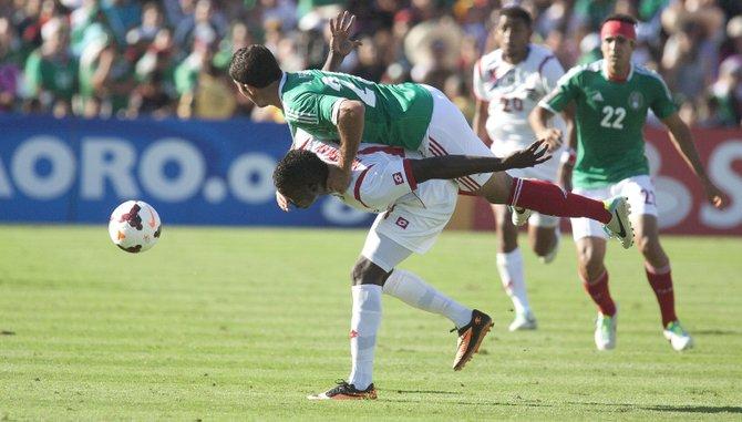 Panamá derrota a México en la Copa Oro