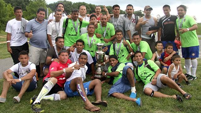 El Deportivo Chalatenango se coronó campeón en la categoría de adultos de la Copa Alianza de fútbol, el domingo 7 de julio de 2013 en el Maryland SoccerPlex de Germantown, MD.