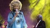 Diez años sin la reina de la salsa Celia Cruz.