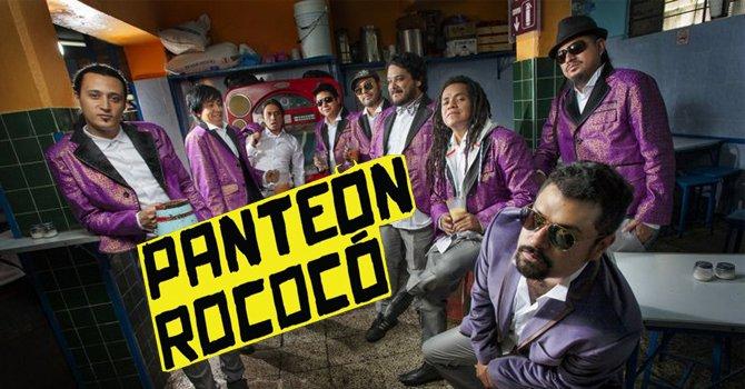 Gana boletos para Panteón Rococó