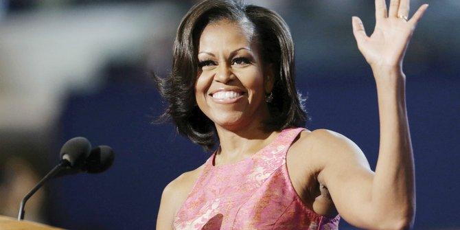 Michelle Obama suma su voz