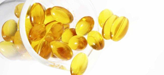 La vitamina E, riesgo de cáncer de próstata