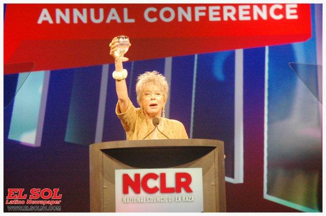 Rita Moreno at NCLR 2013