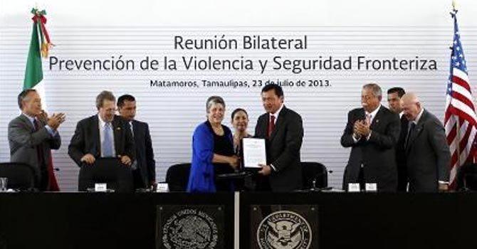 EE.UU. y México compartirán información de seguridad