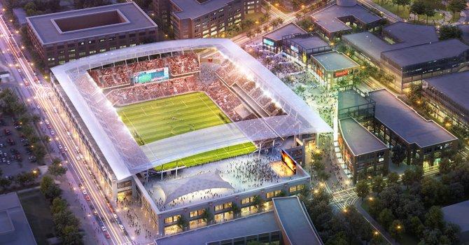 DC United tendrá estadio en Washington