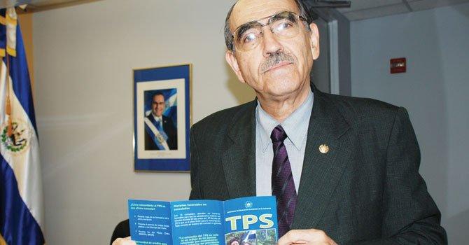 Horas contadas para renovar TPS salvadoreño