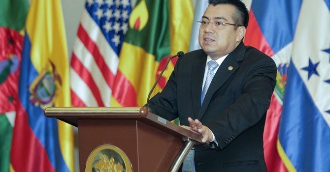 El Salvador y México firman convenio para la seguridad