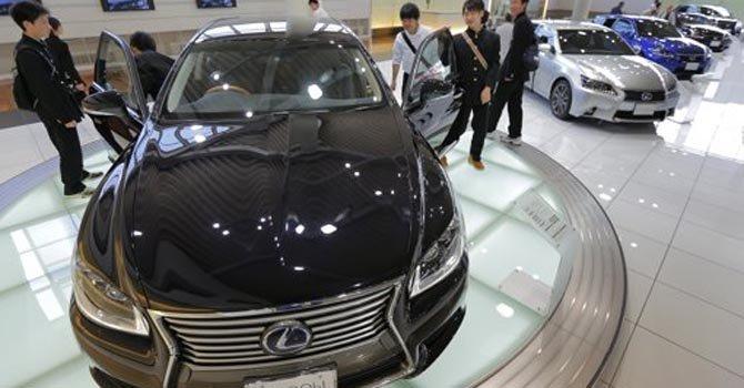 Toyota mantiene primer lugar en ventas mundiales