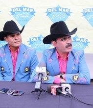Los Tucanes de Tijuana en gira por San Diego.
