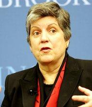 Janet Napolitano, de Seguridad Nacional a Educación.