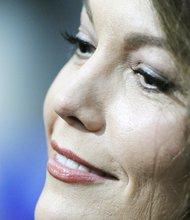 La actriz estadounidense Diane Lane. EFE/Archivo.