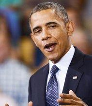 El presidente de Estados Unidos, Barack Obama. EFE/Archivo.
