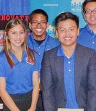 Arlene Flores, Steve Ly, Phuc Nguyen, Kevin Turcios, Juan Munguia-Lara.