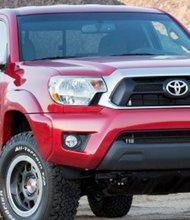 Toyota Tacoma X Runner