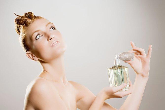 Crean perfume para buscar pareja