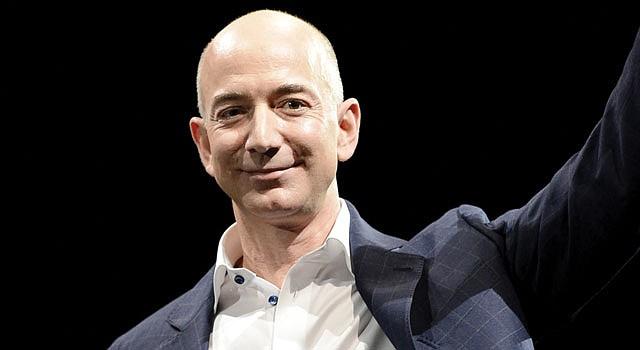 DUEÑO. Jeff Bezos, fundador de Amazon.com, compró The Washington Post.