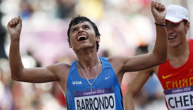 Favoritos de Latinoamérica en el Mundial de Atletismo
