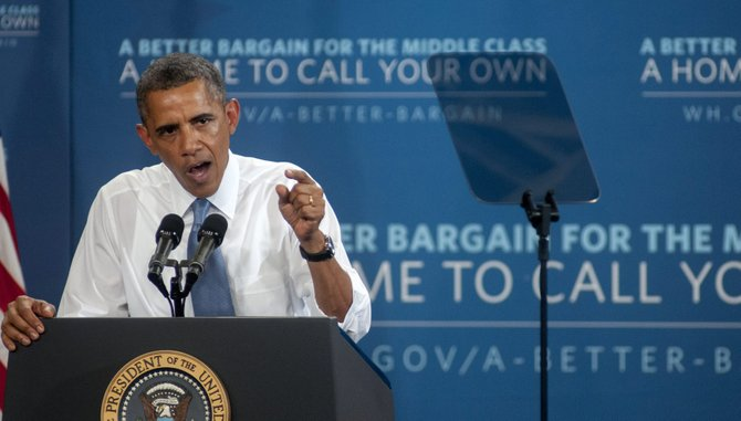 Barack Obama propone una reforma hipotecaria
