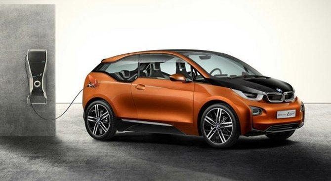 El BMW i3 llegara a USA en el 2014 a un precio de $41,350
