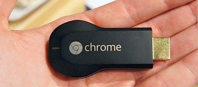 Google lanza #Chromecast, envía video y audio a tu TV por sólo $35 dólares
