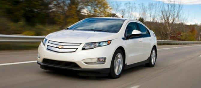 El Volt 2014 de Chevrolet costará $34,995 dolares