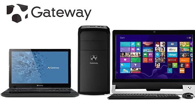 Gateway presento poderosos equipos a precios economicos
