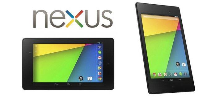 Actualiza Google su tableta Nexus 7