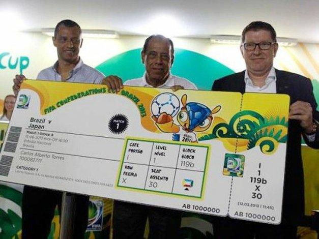 Arrancó con sobredemanda venta de boletas para el Mundial