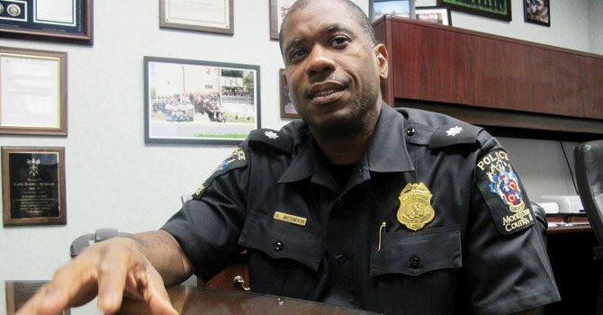 Montgomery cambia política de arrestos