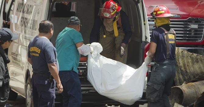 El Salvador: cinco personas mueren en incendio