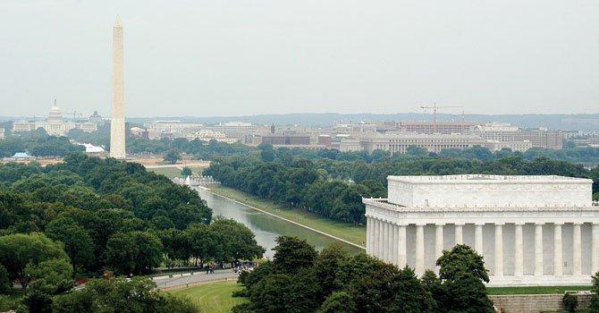 Récord de turistas en Washington, DC