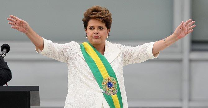 Escándalo por espionaje a presidenta de Brasil