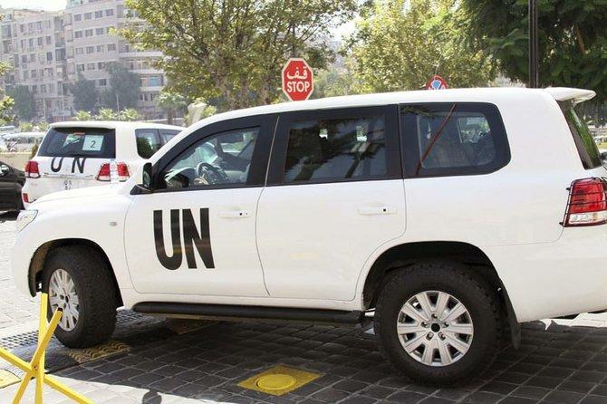 El gobierno autorizó la inspección de una comisión de la ONU tras la acusación del uso de armas químicas en contra de civiles y niños.