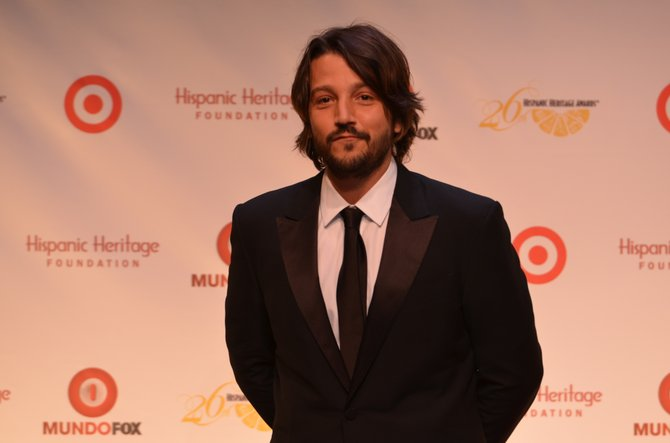 Diego Luna, actor y director de cine.