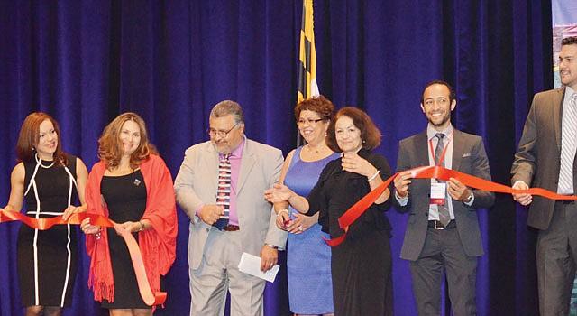 INAUGURACIÓN. El martes 3 se inauguró la Conferencia de Negocios Hispanos de Maryland. Fue una jornada a la que asistieron empresarios y políticos.